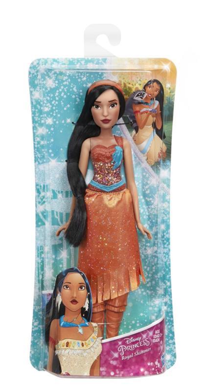 Princess Royal Shimmer Pocahontas Doll