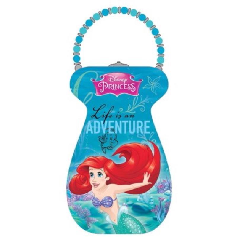 Princess Ariel Tall Tin Purse
