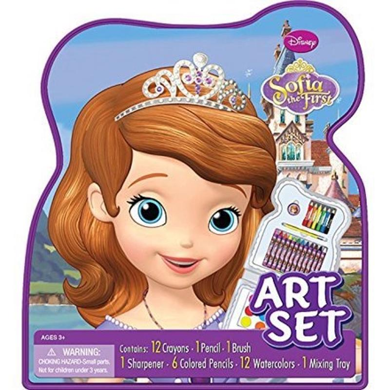 Sofia The First Small Character Art Case