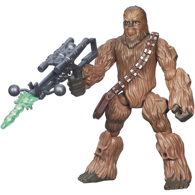 Star Wars Hero Mashers Episode VI Chewbacca