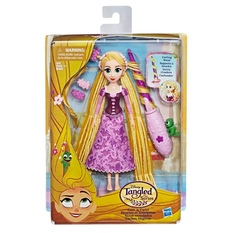 Tangled Story Doll Curl and Twirl