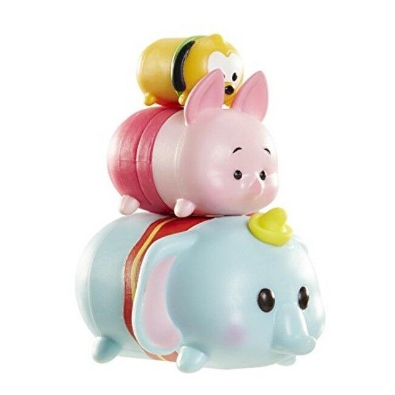 Tsum Tsum Figures - Dumbo Piglet Pluto