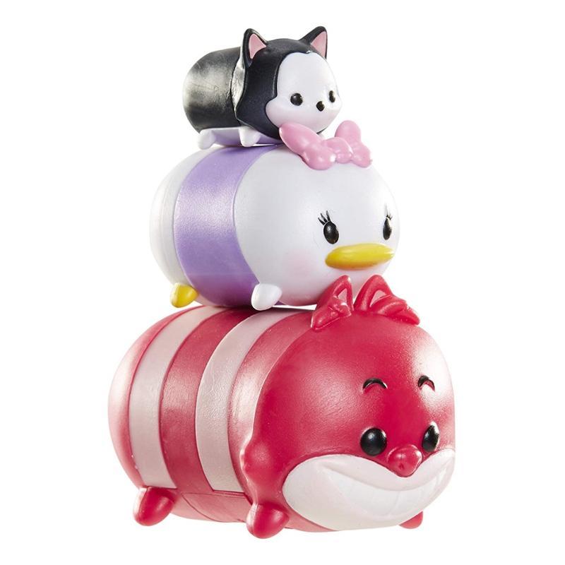 Tsum Tsum Figures - Cheshire Cat Daisy Figaro
