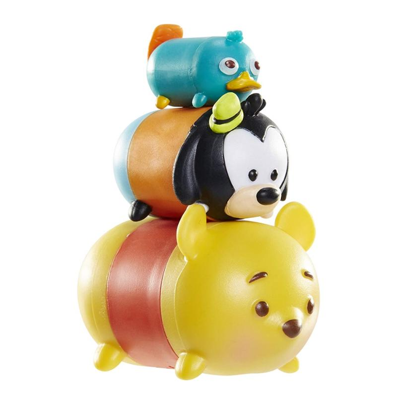 Tsum Tsum Figures - Perry Goofy Winnie the Pooh
