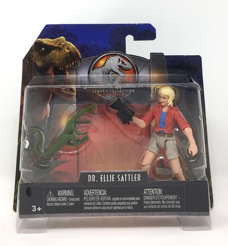 Jurassic World Dr  Ellie Sattler