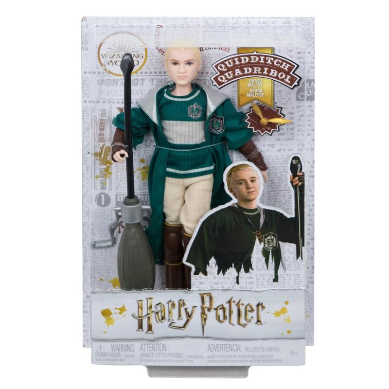 Draco Malfoy Quidditch Quadribol Doll