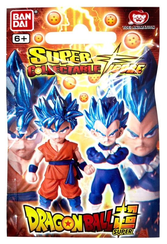 Dragon Ball Super Super Collectable Figure Mystery Pack