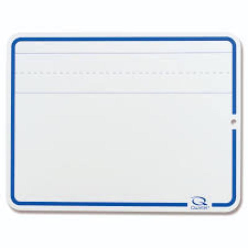 Dry Erase Lapboard with Marker