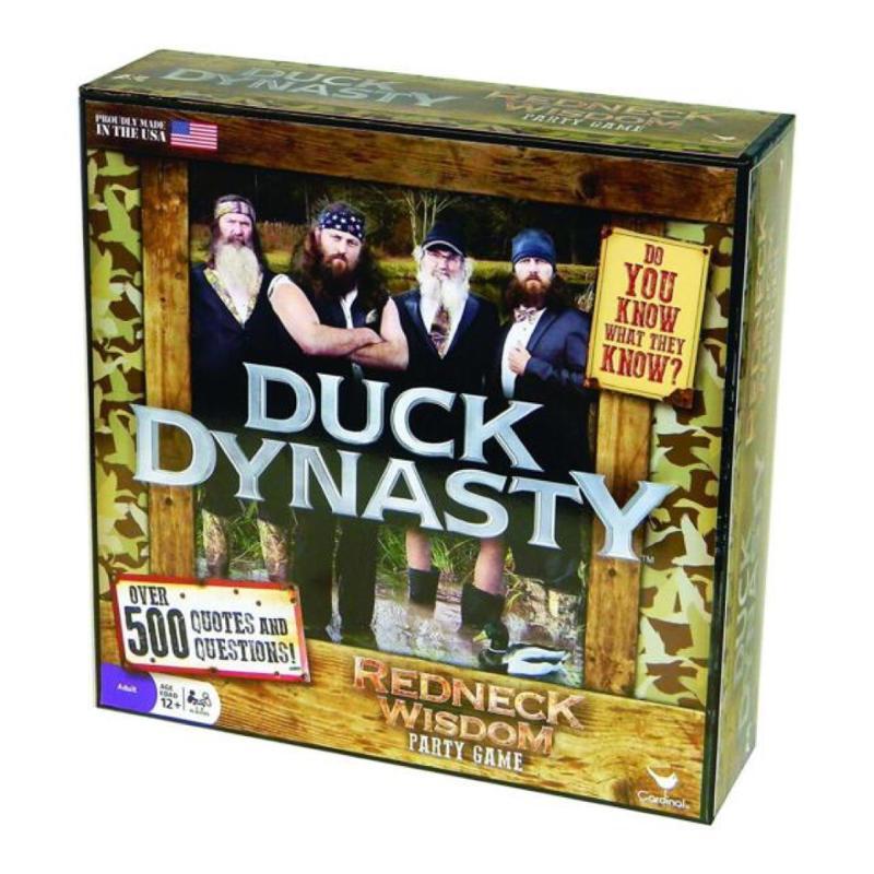 Duck Dynasty Wisdom Game