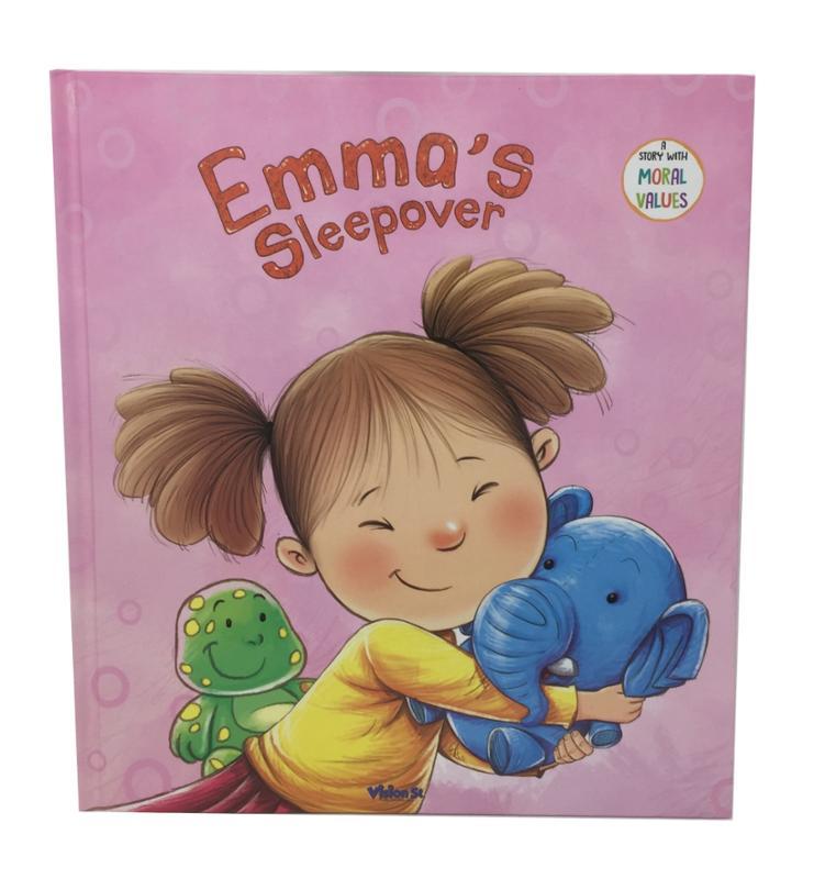 Emma's Sleepover Story Book