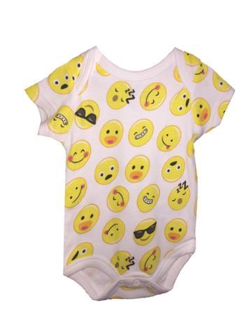 Emoji Bodysuit 3-6 Months