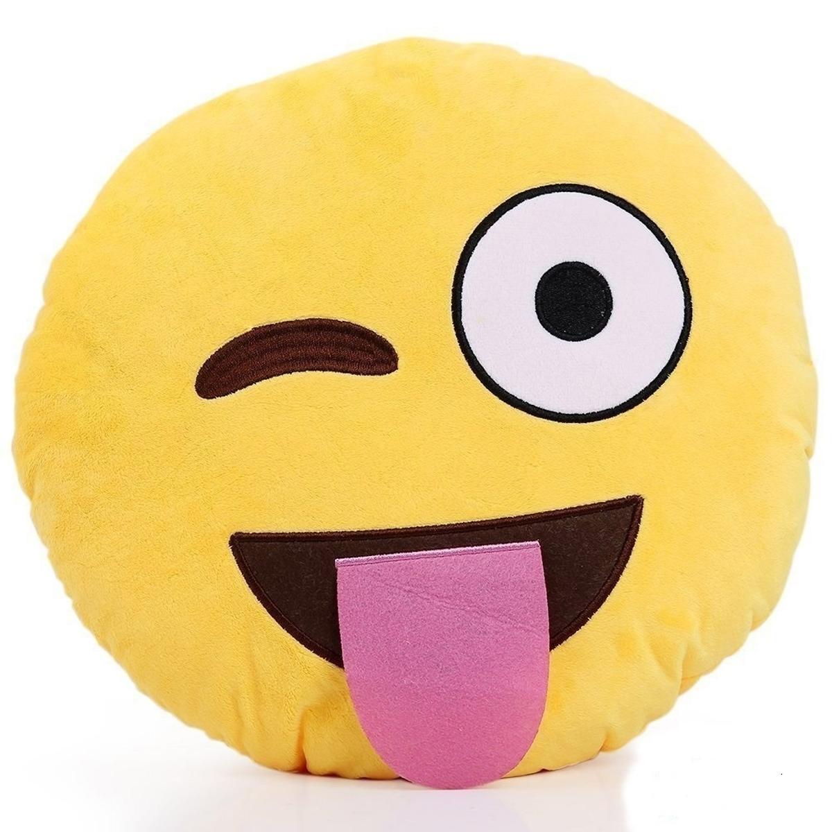 10.5 Inch Emoji Pillows