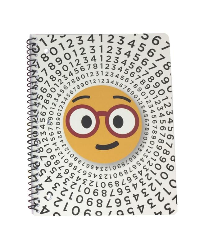 Emoji Theme Note Books 3 Pack