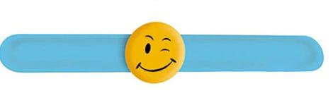 Emoticon Slap Bracelets