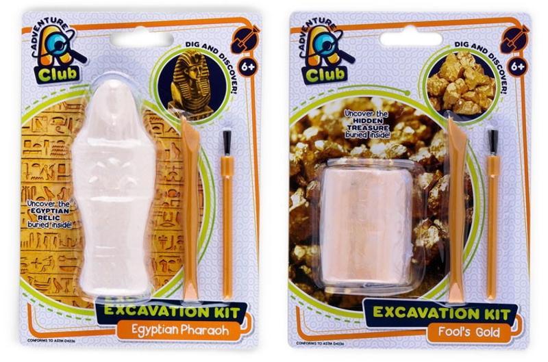 Excavation Kit Fool's Gold