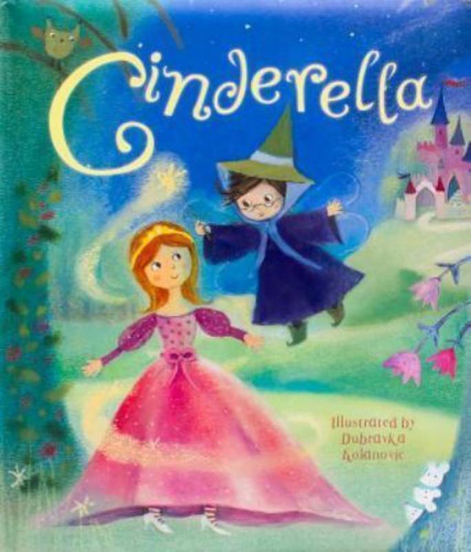 Fairy Tale Book- Cinderella