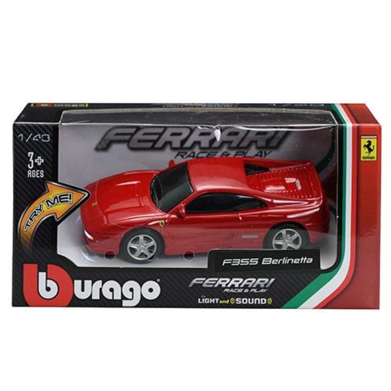 Ferrari F355 4 Inch Berlinetta With Light and Sound