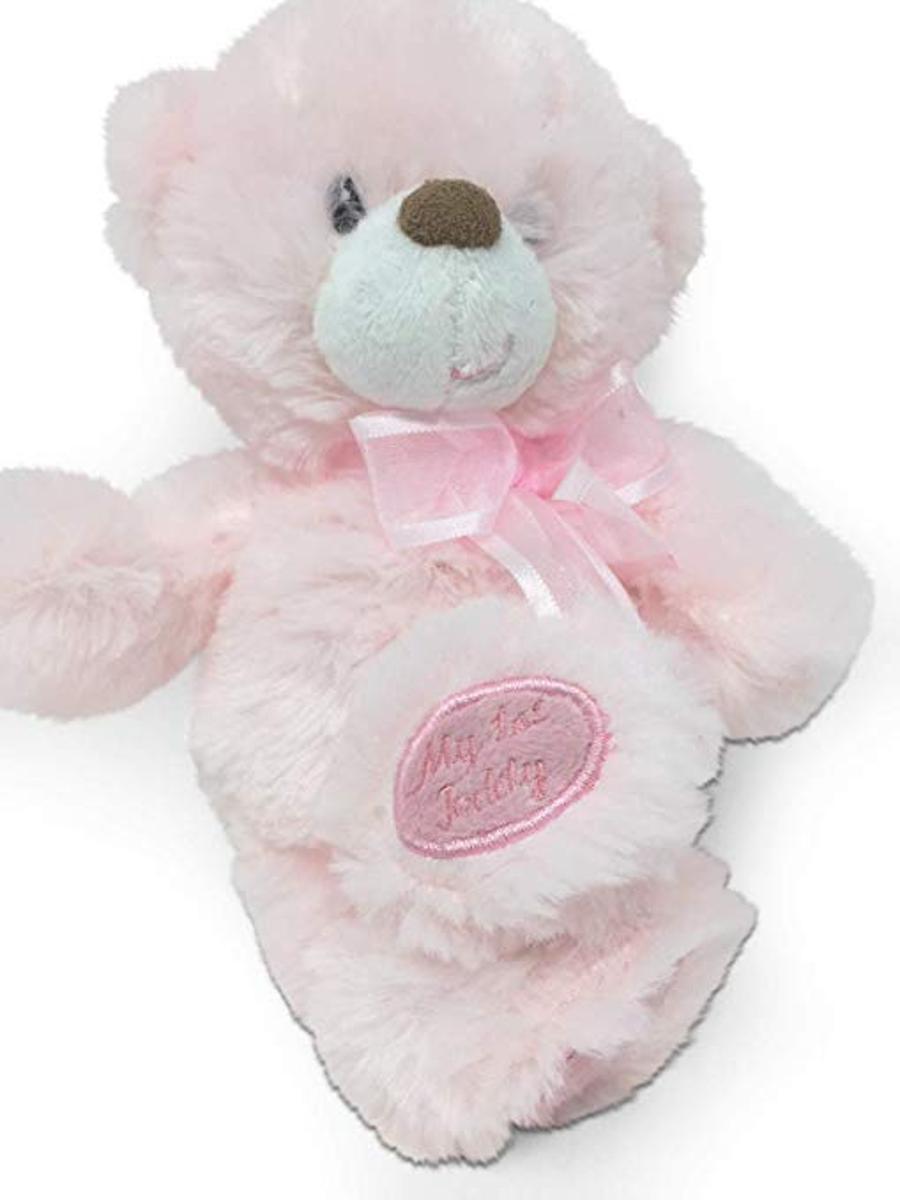 Baby First Teddy Bear Pink