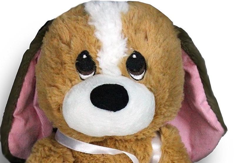 Melancholy Mel Get Well Soon Plush Stuffed Animal Dog