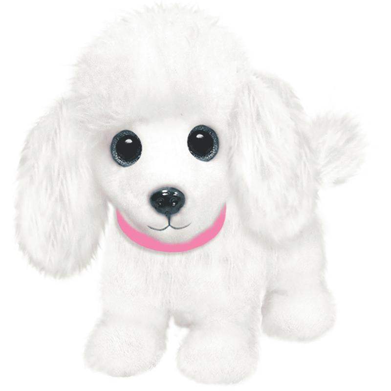 Wuffles Poodle Puppy