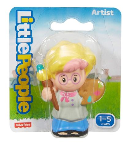 Fisher-Price Little People Artist