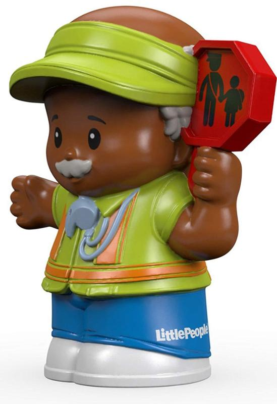 Fisher-Price Little People Crossing Guard
