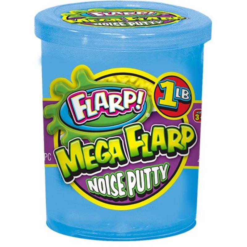 Flarp Mega Flarp Noise Putty Blue