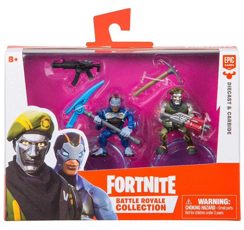Fortnite Battle Royale Collection Diecast and Carbide