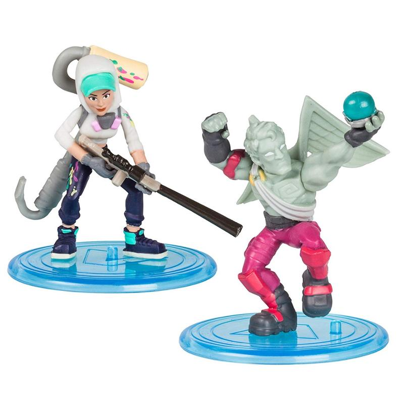 Fortnite Battle Royale Collection Love Ranger and Teknique