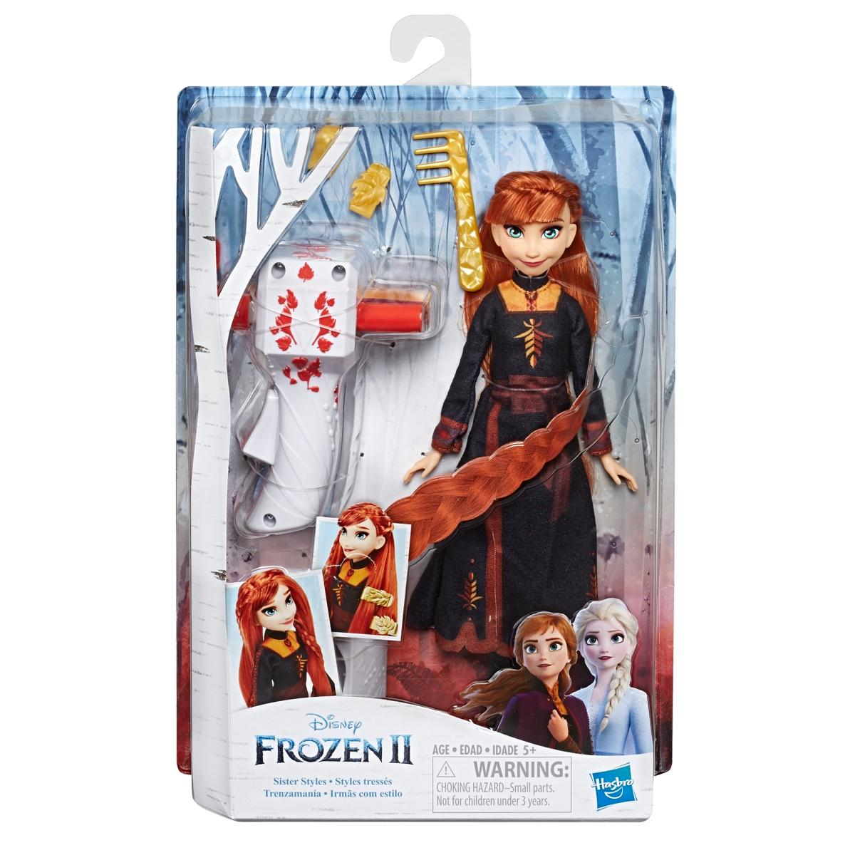 Frozen 2 Anna Fashion Stying Doll