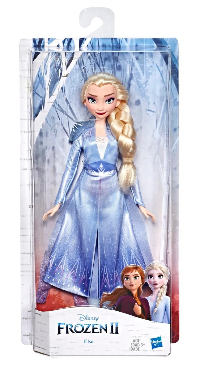 Frozen 2 Elsa Fashion Doll