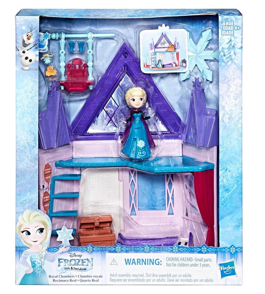 Frozen 2 Little Kingdom Royal Chambers