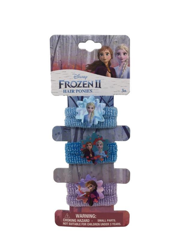 Frozen 2 Terry Hair Ponie