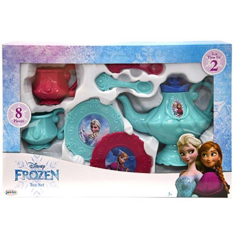 Frozen 8 PC Tea Set