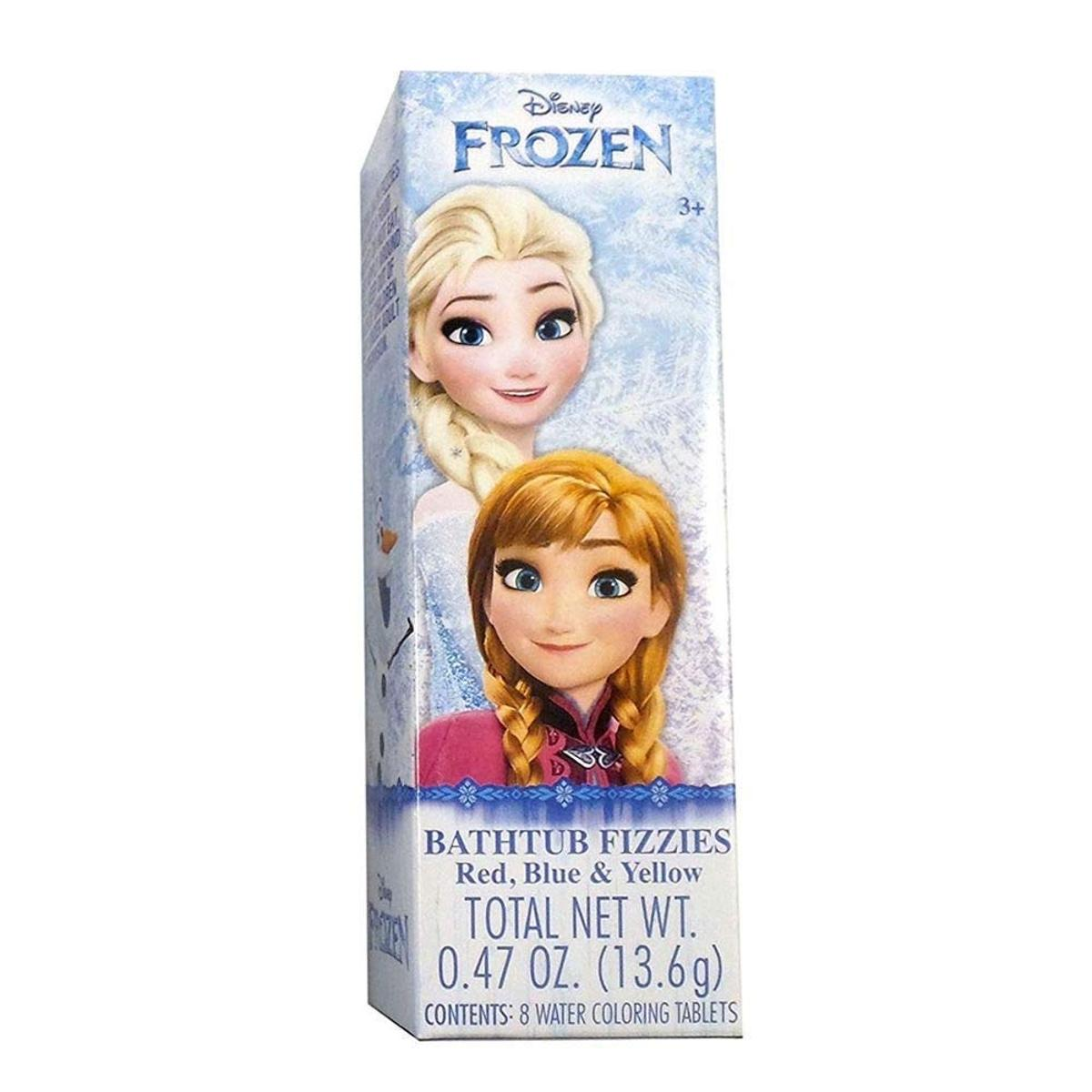Frozen 8 Water Coloring Tablets  Bathtub Fizzies