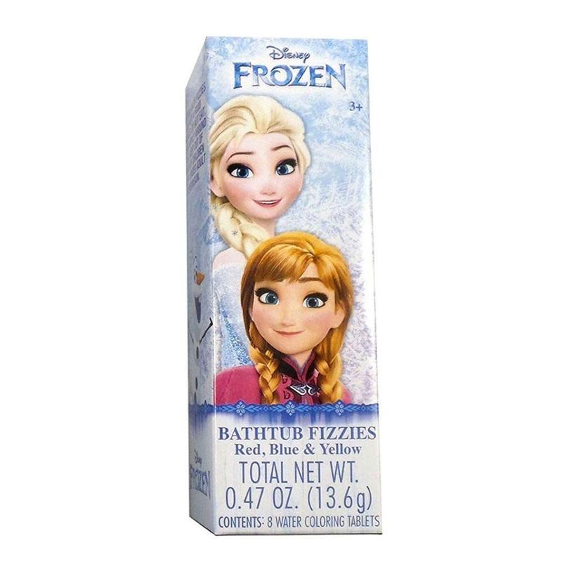 Frozen 8 Water Coloring Tablets  Bathtub Fizzies