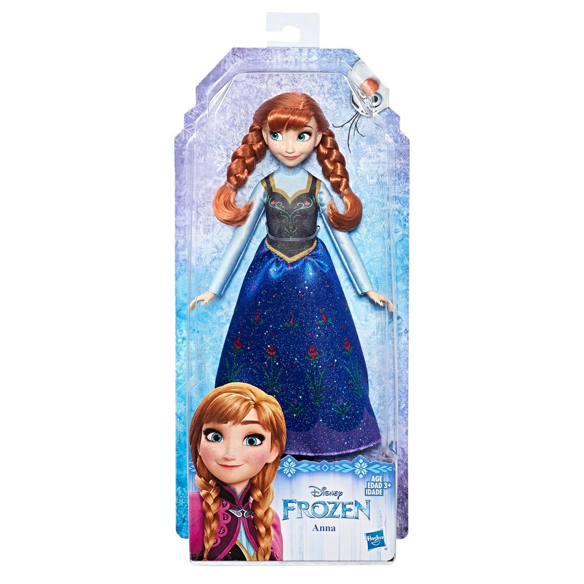 Frozen Classic Fashion 12 Inch Anna Doll