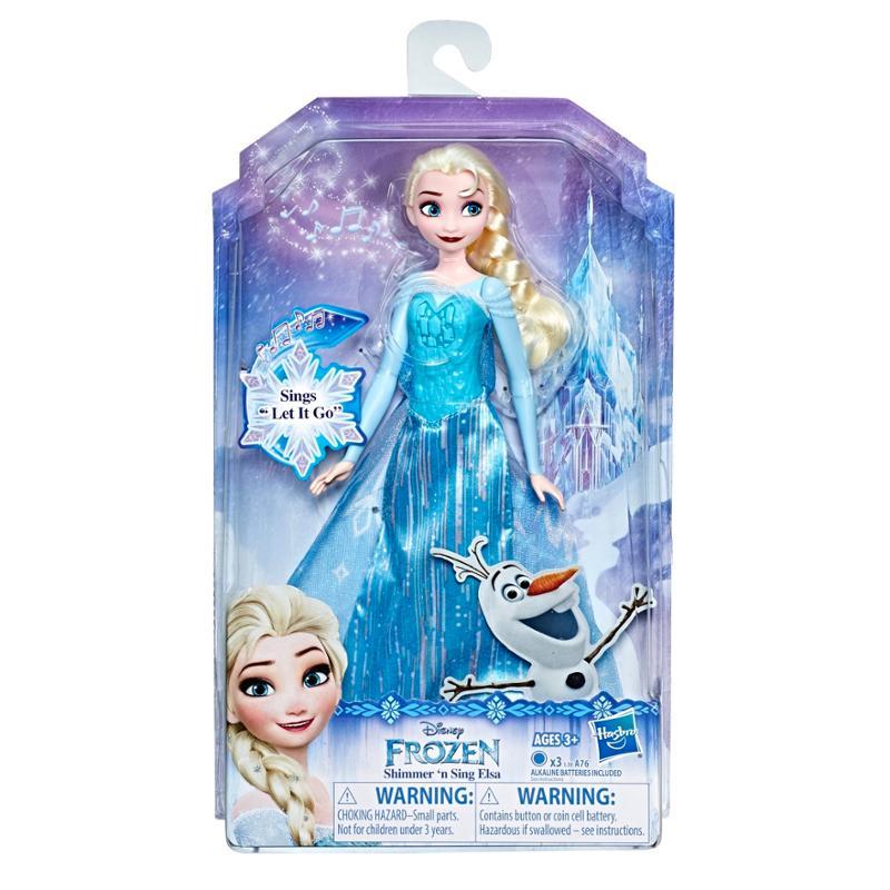 Frozen Shimmer N Sing Elsa