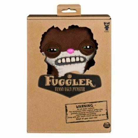 Fuggler Funny Ugly Monster 9 Inches Funny Sketchy