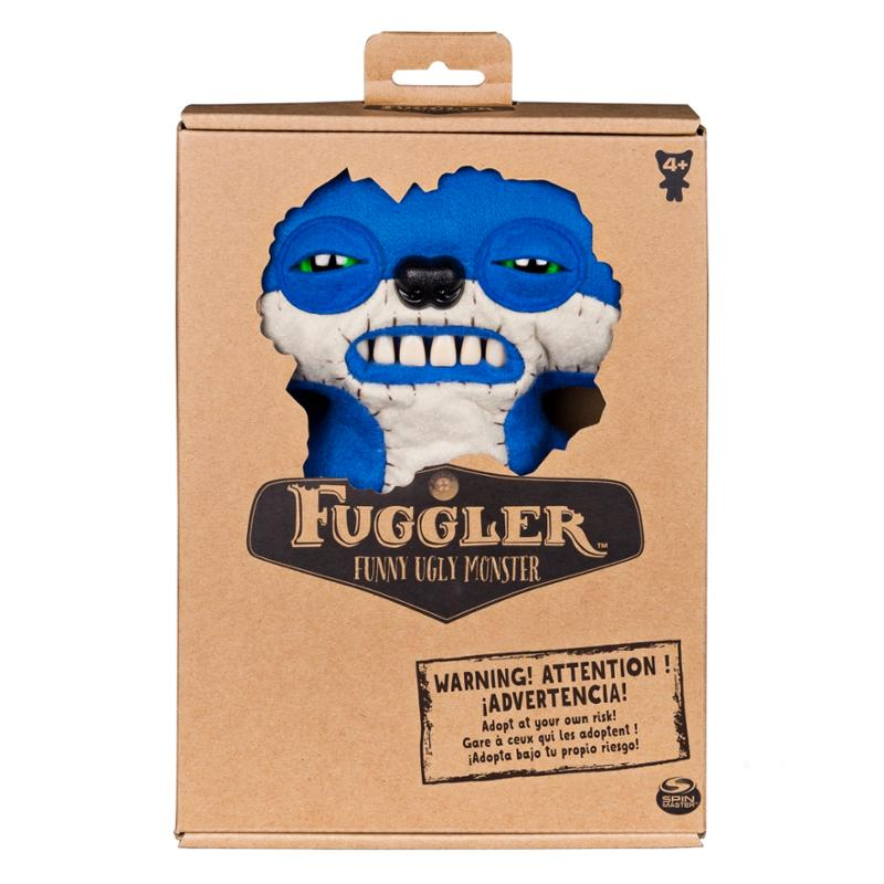 Fuggler Funny Ugly Monster 9 Inch Suspicious Fox