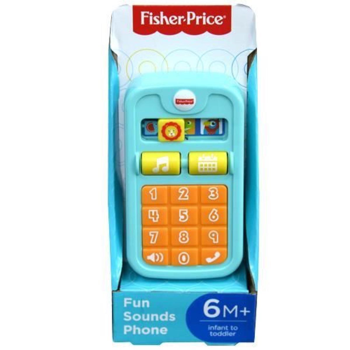 Fun Sounds Phone