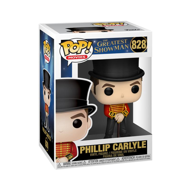 Funko Pop Phillip Carlyle The Greatest Showman