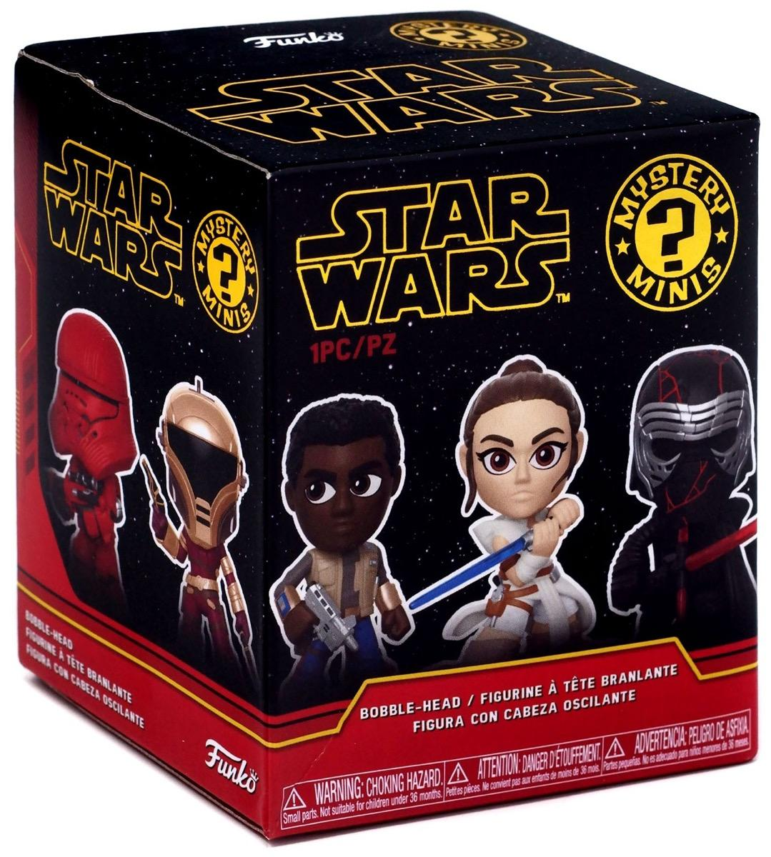 Funko Star Wars Mystery Minis The Rise of Skywalker Mystery Pack