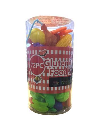 Gluten Free Play Food Set 72pc