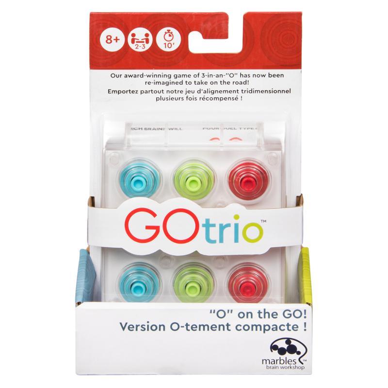 GOtrio Travel Game