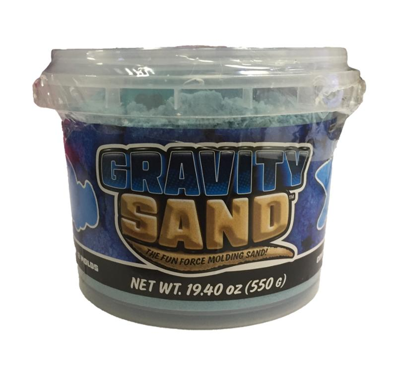 Gravity Sand Play Tubs Blue