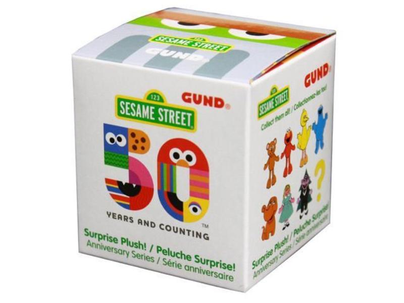 Sesame Street 50th Anniversary Blind Boxes