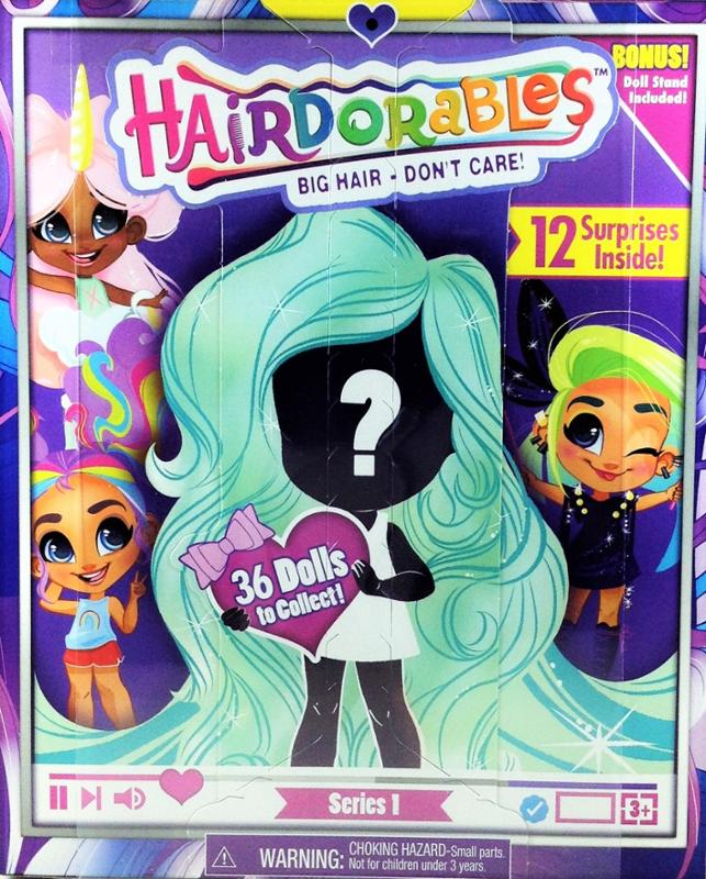 Hairdorables Collectible Dolls Series 1