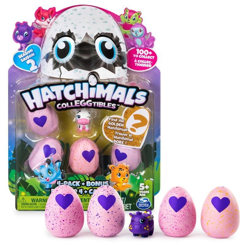 Hatchimals 4 Pack Colleggtibles Season 2