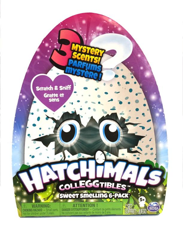 Hatchimals Colleggtibles Sweet Smelling 6 Pack
